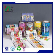 Mikroperforierte Verpackungsfolie / Brotfolie / Lebensmittelverpackung
