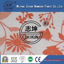 Tissu non tissé imprimé de haute qualité et bon marché