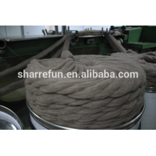 cashmere tops brown 16.5mic 44mm for worsted yarn