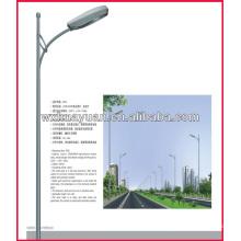 Single Arm utility light pole