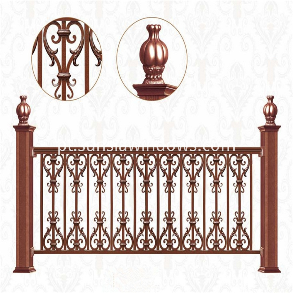 Decorative Aluminum Fencing