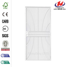 Mount Outswing Steel Security Door
