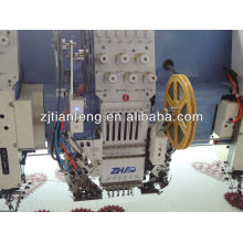 624 computerized flat +sequin embroidery machine cheap price for sale