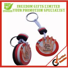 Umweltfreundliche Material Top Qualität benutzerdefinierte EVA-Schaum-Schlüsselanhänger