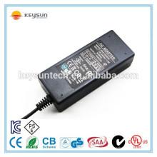 Transformateur 220v 15v 6a adaptateur secteur avec UL cul fcc pse kc ce rohs