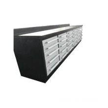 High quality workbench garage cabinet with 25 drawer