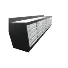 Высокое качество гараж верстак шкаф с 25 ящик