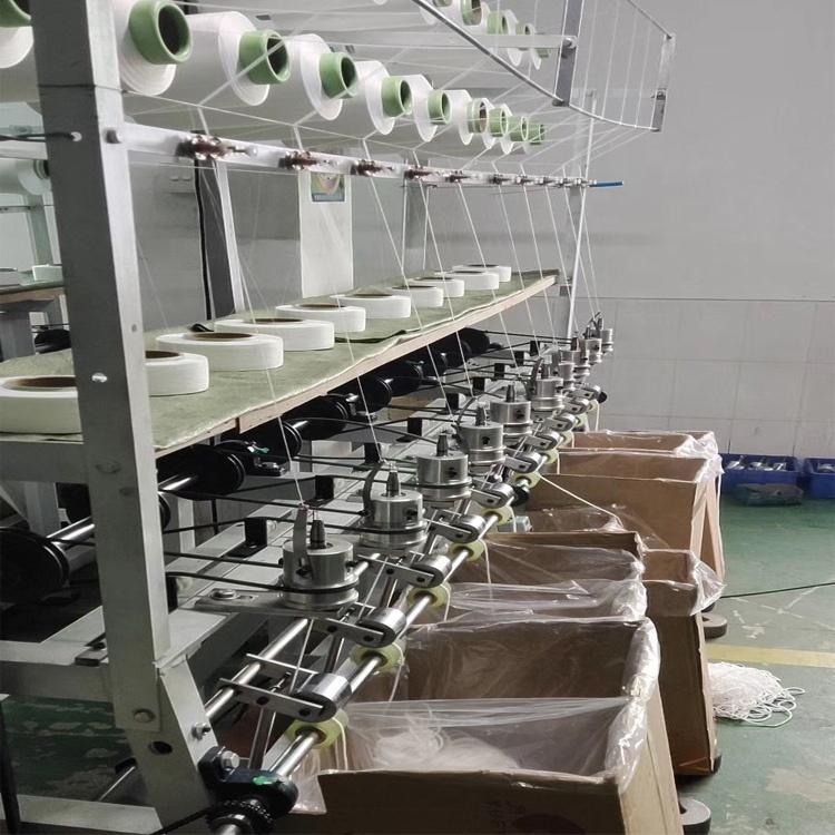 Earloop Knitting Machine 2