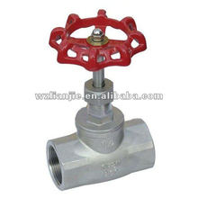 Female threaded Stainless Steel Globe Valve