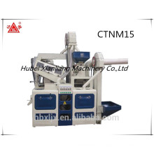 CTNM 15 type small automatic complete set rice mill