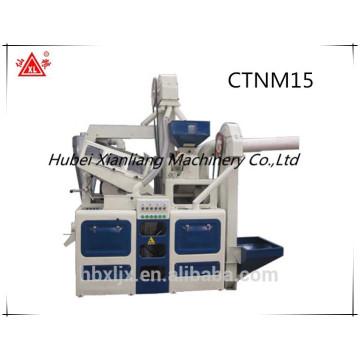 CTNM15 bester Verkauf gut aussehende hohe Kapazität automatische Mini komplette Reismühle Maschine