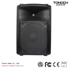 Plastic Loudspeaker PA Speaker with Bluetooth