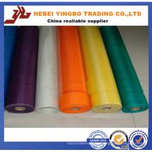 Fabricación profesional de fibra de vidrio plegable mosquiteras fibra de vidrio