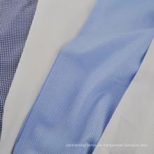 Ropa de moda de producción rápida fabricante de tela de camisas 100% algodón