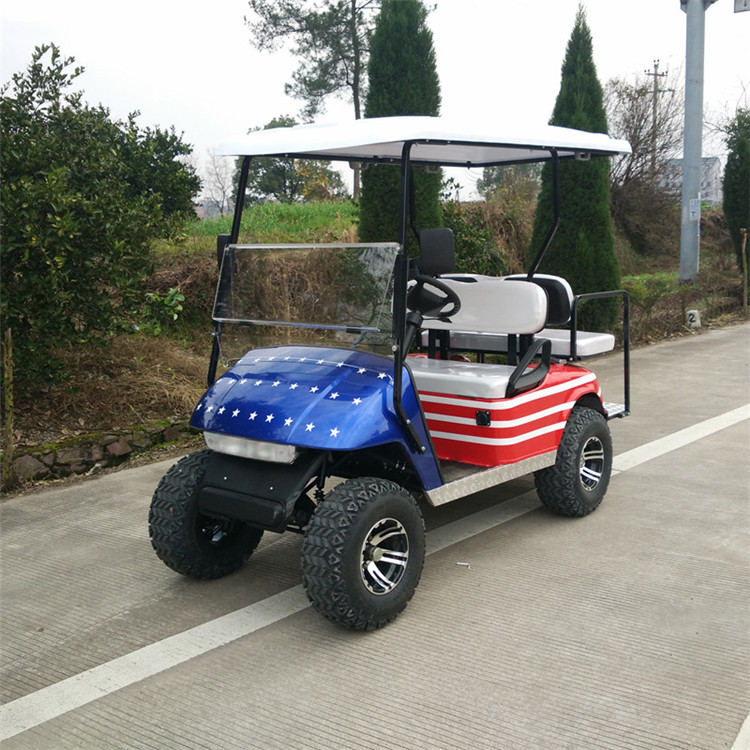 Off Road Golf Carts