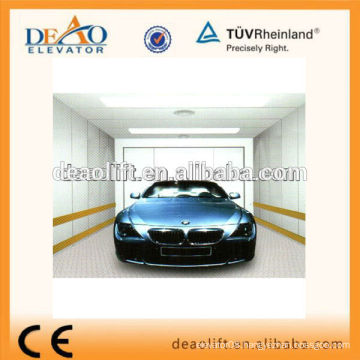 3000kg Car Elevator with Opposite Entrance