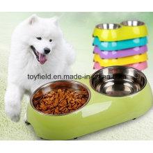 Alimentation pour animaux de compagnie Cat Beeder Pet Supply Dog Bowl