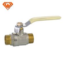 male female brass ball valve