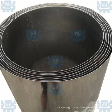 Camada isolante de calor de tungstênio para forno a vácuo