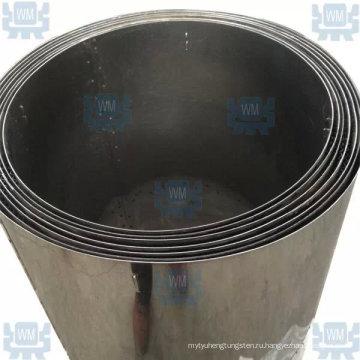 Вольфрам теплоизоляционный слой тепла для вакуумной печи