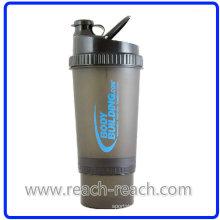 Protein Plastic Shaker Bottle (R-S041)