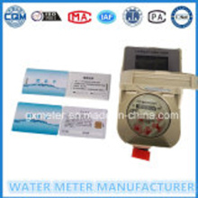 IC / RF Card Type / Smart Prepaid Water Meter