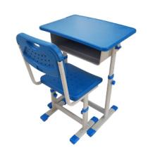 Sólido y duradero ajustable de altura ajustable Mesa de mesa de pie y sillas Sillas
