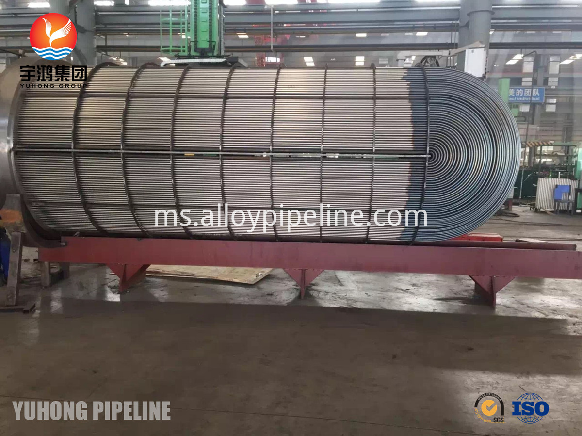 Super Duplex Steel U Tube S32760 For Heat Exchanger