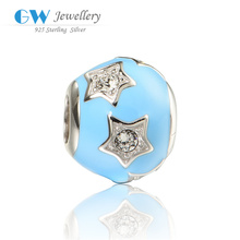 Top Design Fine Jewelry Hand Made Star Shape European Cheap Wholesale Beads Online