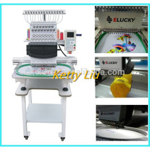 Agility 15 Colors Computerized Embroidery Machine Digital for large Area Embroidery