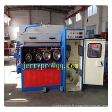 22DS (0.1-0.4) fine machine de tréfilage chine fournisseur machine à dessin câbles électriques machine câble machine à sertir