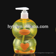 100ml 200ml fancy animal shaped plastic bottle