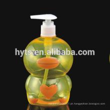 100ml 200ml fantasia animal em forma de garrafa de plástico
