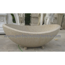 Stone Marble Granite Bathroom Bathtub (QBN074)