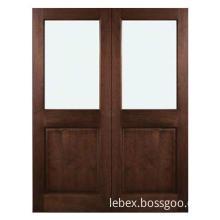 WOODEN DOOR, INTERIOR DOOR, W-011