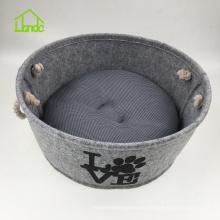 Felt Pet House Dog Nest