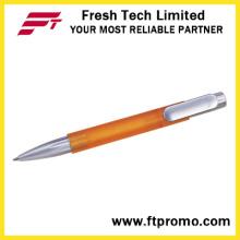 Китайская шариковая ручка с разработанным логотипом