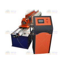 Indoor decoration L angle roll forming machine rolling mill machine for hot steel angle