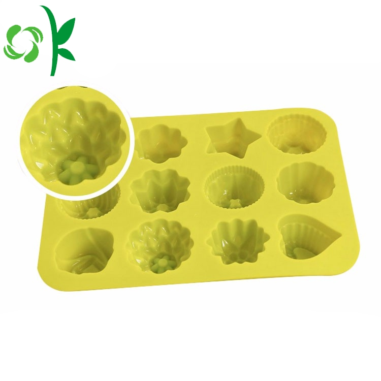 Heat Resistant Chocolate Mold