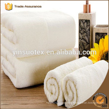 hotel use 100% cotton white towel common towel