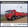 Camión volquete SINOTRUK HOWO Tipper 6X4 Dumper 371HP