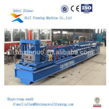 Hydraulic Cutting System Steel C Shape Purlin Cold Roll Forming Machine In Xinnuo