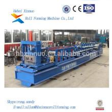 O Purlin hidráulico da forma do aço C do sistema do corte lamina a formação da máquina em Xinnuo