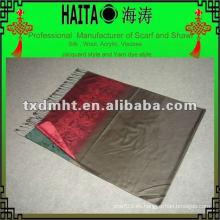 Bufanda de seda de promoción HTC217-4