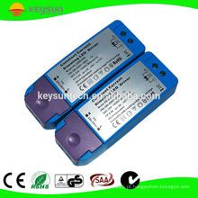 12W AC-DC Constante Corrente 300mA LED Driver com 25-42V Dimming