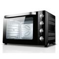 100L de acero inoxidable de lujo casa Electirc horno para electrodomésticos de cocina