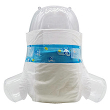 China Factory Cheap Price Cloth Disposable Baby Nappies Baby Diapers