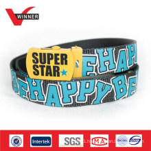 Cute Canvas Boy Kids Belt