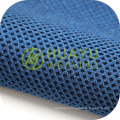 YT-2761 100 Polyester Sports Shoes Tricot Air Mesh Fabric For Chair , Clothing