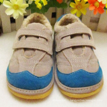Baby Warm Shoes Boy Squeaky Shoes for Winter